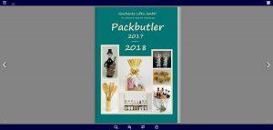 Unser Packbutler-Katalog. Klicken zum Öffnen
