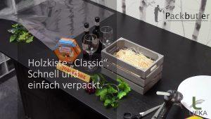 Holzkiste Classic