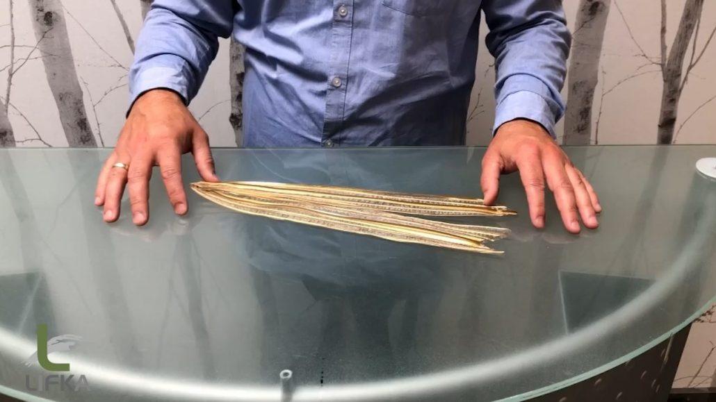 Sekundenschleife gold