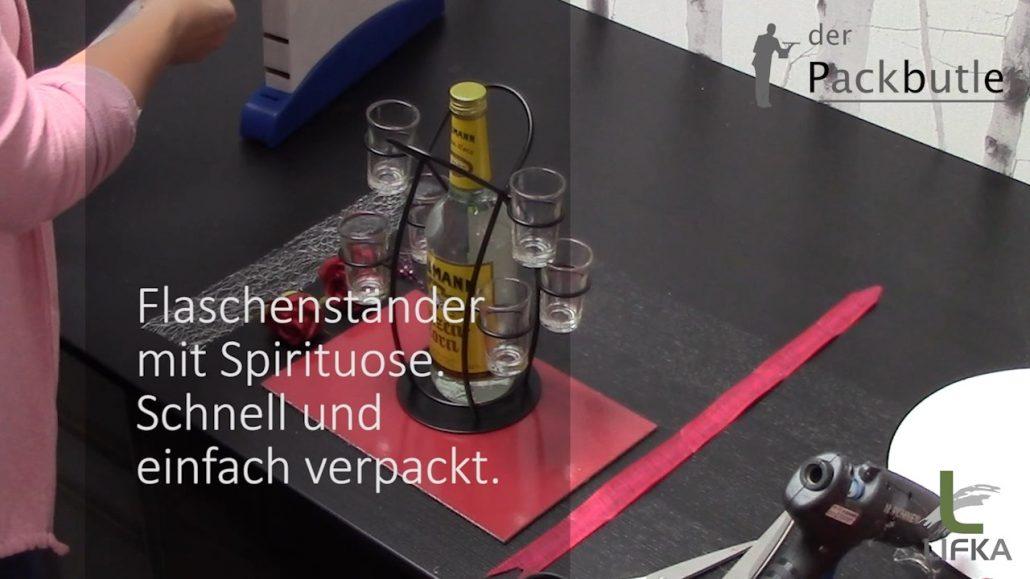 Flaschenständer